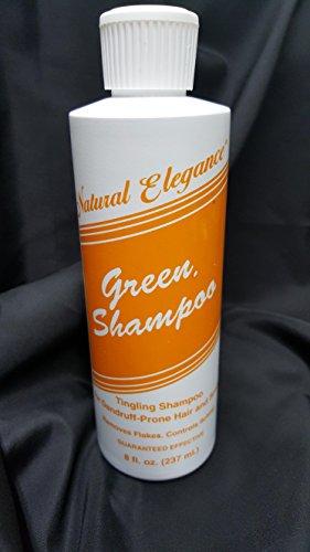 Natural Elegance Green Shampoo