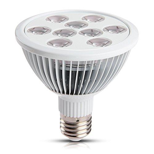 CroLED® E27 9W Grow Light Red Blue LED Lights Bulb Lamp AC 110-240V for Plants in Garden Greenhouse