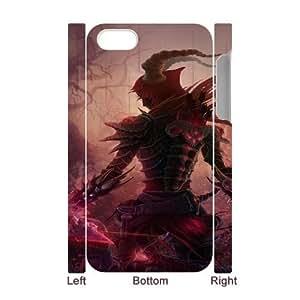 diablo 3 artwork iPhone 4 4s Cell Phone Case 3D 53Go-220596