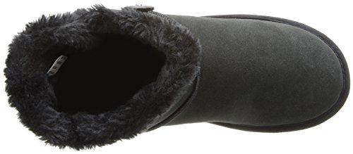 Skechers Shelbys Ottawa - Botas de otras pieles mujer negro - Noir (Blk)
