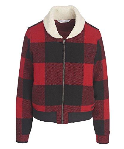 Woolrich Womens Buffalo Bomber Jacket product image