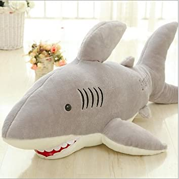987f5c8767 Amazon.com: Free Shipping Hotsale Small Size Super Likable Shark Plush Toy  1pcs 70cm ,Funny Toy For Gift: Baby
