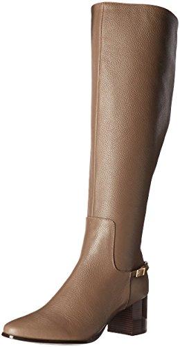 Calvin Klein Womens Fabrice Harness Boot Winter Taupe q3rR4wcVTq