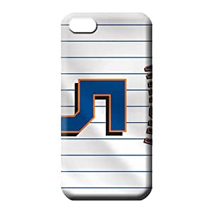 iphone 5 5s Pretty phone back shells Durable phone Cases Hybrid new york mets mlb baseball