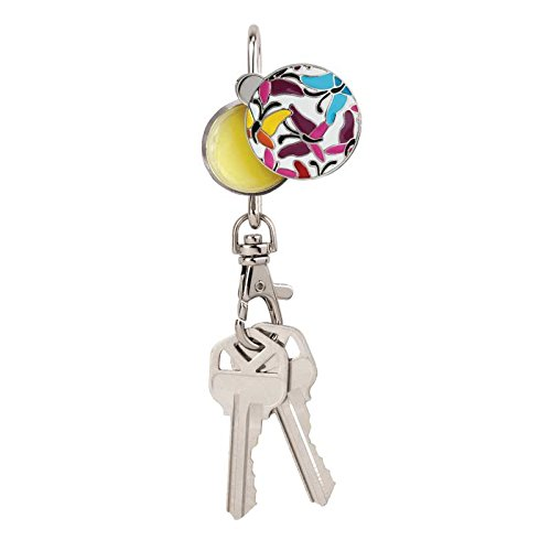 Alexx Finders Keep Hers Flutterbies Key Finder with Lip B...