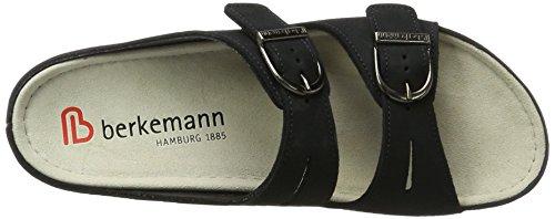 Berkemann Lüneburg Dames Mules Blauw (donker Blauw)