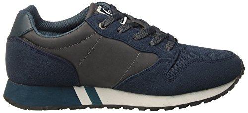 Sneaker Basso MX Blu Ash Tacchini Collo Reims 2 0 a Sergio Navy Uomo q7TXwU8Ixq