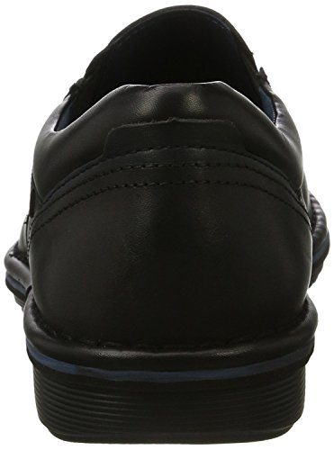 i17 Homme Pikolinos Noir Lugo M1f Loafers Black Mocassins 1wS4EUSxnq