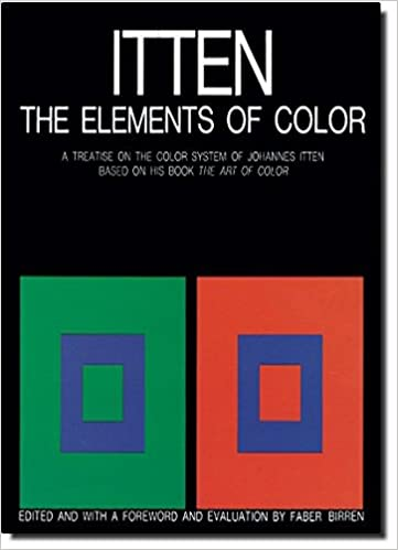 The Elements Of Color A Treatise On The Color System Of Johannes