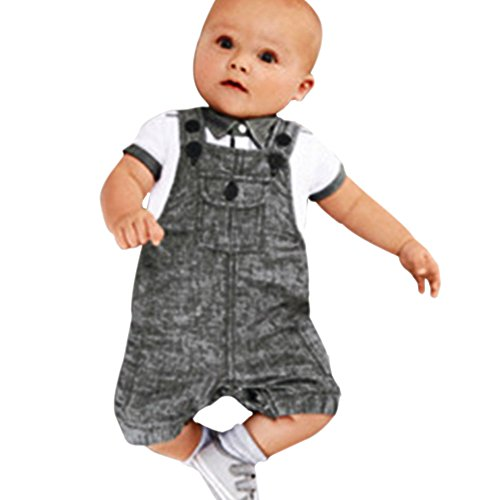 ETOSELL-Baby-Boy-Toddler-T-shirt-Tops-Bib-Pants-Jumpsuit-Overall-Outfits-Romp