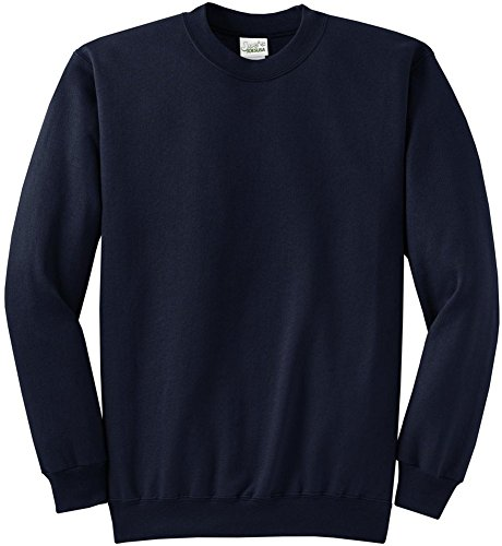 Joe's USA tm - Tall Ultimate Crewneck Sweatshirt in 20 Colors. Tall Sizes: LT-4XLT (Tall Crewneck Sweatshirt)