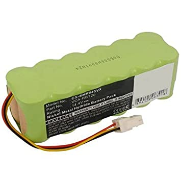 Samsung recargable, Navibot SR8845, Navibot SR8855, VCR8855 Robotic aspiradoras Navibot, navib, 14,4 V/3000 mAh: Amazon.es: Electrónica