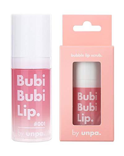 [unpa] Bubi Bubi Lip Remove Lip Dead Skin Bubble Scrub (No Microbeads) from unpa