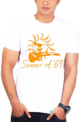 The Banyan Tee Summer O' 69 Bryan Adams Tshirt - Band Tshirts by (Adam Tee)