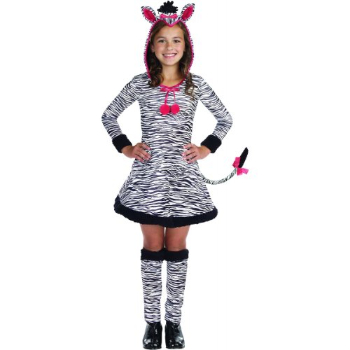Wild Lil' Thang Costume - Small (Wild Zebra Adult Womens Costume)
