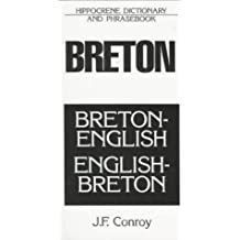 Breton-English/English-Breton Dictionary & Phrasebook