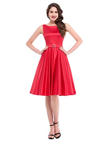 50s-Vintage-Swing-Party-Dress-with-Belt-BP0004