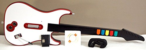 PS3 Band Hero Video Game with Wireless Guitar Hero Game Controller Music Rock Band Bundle by Loot Hive (Image #3)