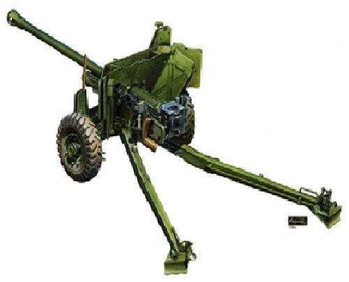 AFV Club British Ordnance QF 6-Pounder Anti-Tank Gun MK. IV 1:35 Scale Military Model Kit