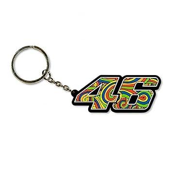 Valentino Rossi llavero oficial numero 46 sujetadores, MotoGP