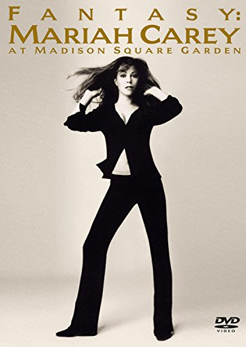 DVD : Mariah Carey - Fantasy: Mariah Carey at Madison Square Garden (DVD)
