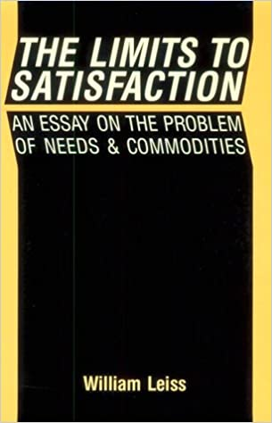 commodity essay limit need problem satisfaction