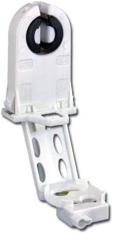 Push-Through Lampholder for Medium Bi-Pin Lamps LH0845 26.291.5012 BJB 00845