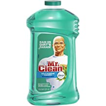Mr. Clean with Febreze Freshness Multi-Surface Cleaner, Meadows and Rain, 40 Ounce