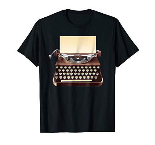 Typewriter Halloween Costume T-shirt -