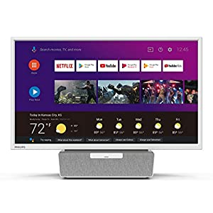 "Philips 6000 Series 24"" Android Kitchen TV with Google Assistant - 24PFL6704 8"