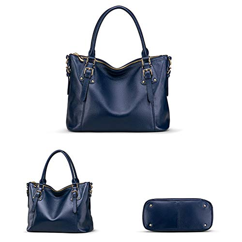 Small Bolso Blue S para al Hombro Mujer wonCacrostrans g087fqR7