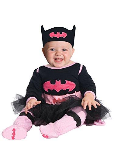 Batgirl Onesie Infant Costume ()