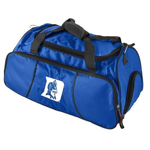 Duke Blue Devils Duffle Bag - 4