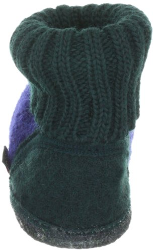 Haflinger Bambino Multicolore Pantofole Karl Unisex RrwIq5R