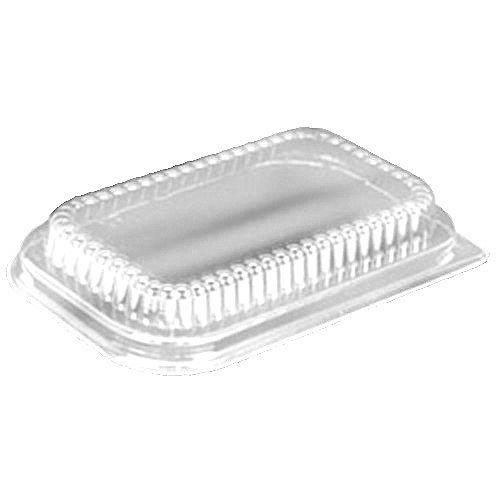 Handi-Foil Clear Low Dome Lid For 1 lb. Aluminum Foil Loaf Pan - (pack of 400)