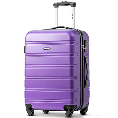 Travelhouse ABS Hard shell 4 wheel Travel Trolley Suitcase Luggage set...