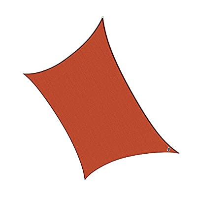 Cool Area 13' X 19'8'' Sun Shade sail