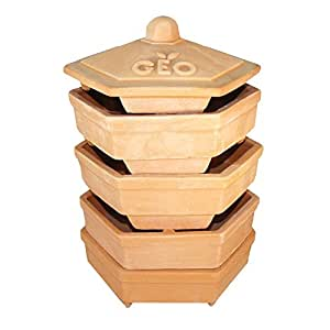 Terra Cotta Terradisiena Natural Sprouter By Geo Home