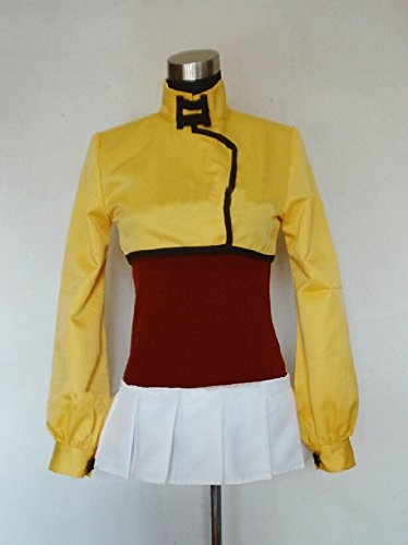 [Relaxcos Code Geass Lelouch of the Rebellion CC Cosplay Costume- Made] (Cc Code Geass Costumes)