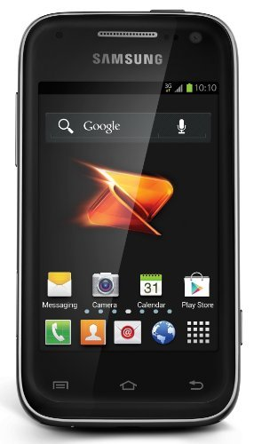 Samsung Galaxy Rush Prepaid Android Phone (Boost Mobile) [並行輸入品]   B075PBHVB8