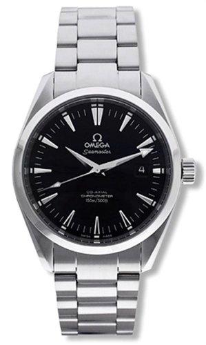 Omega Seamaster Aqua Terra Chronometer - Omega Men's 2503.50.00 Seamaster Aqua Terra Chronometer Watch