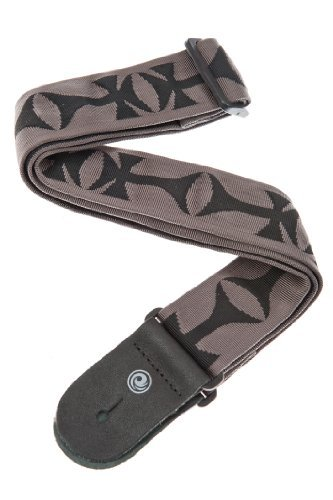 Planet Waves Woven Guitar Strap, Cross