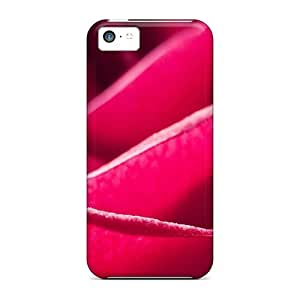 Pink Roses Green Leaves Bokeh Photography For HTC One M9 Case Cover PC White Hard Shell Cover Skin Cases