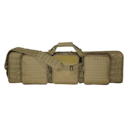 Weapons Padded - VooDoo Tactical Men's Deluxe Padded Weapons Case, Coyote, 42