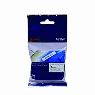 Brother MK221 Genuine P-Touch Tape 9mm (Black on White) (B000QGE8E2) | Amazon Products