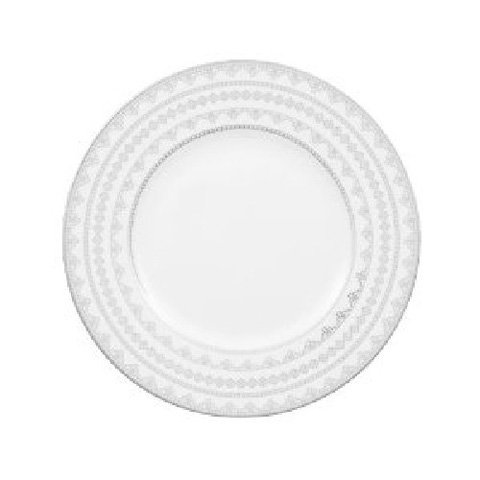 Villeroy & Boch White Lace Mosaic Salad Plates ()