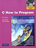 C: How to Program: International Edition