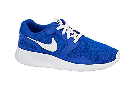 Nike Kaishi (GS) Zapatillas de running, Niños Azul con Blanco