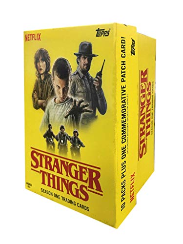 Topps Cards: Stranger Things Value Box