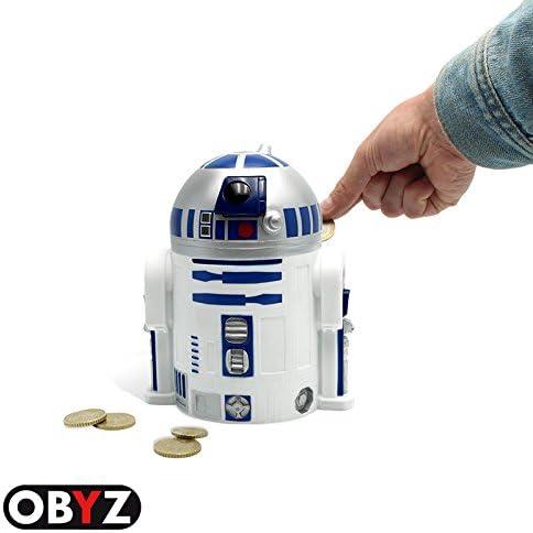 Star wars R2-D2 money bank